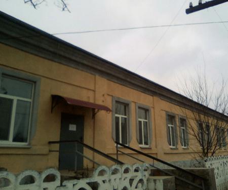 Амбулаторія ЗПСМ с.Широколанівська